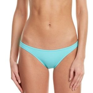 SOLID & STRIPED Swim - NWT Solid & Striped Turquoise Chloe Bottom